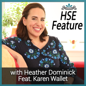 HSE Feature with Dentist, Karen Wallet on Business Miracles with Heather Dominick
