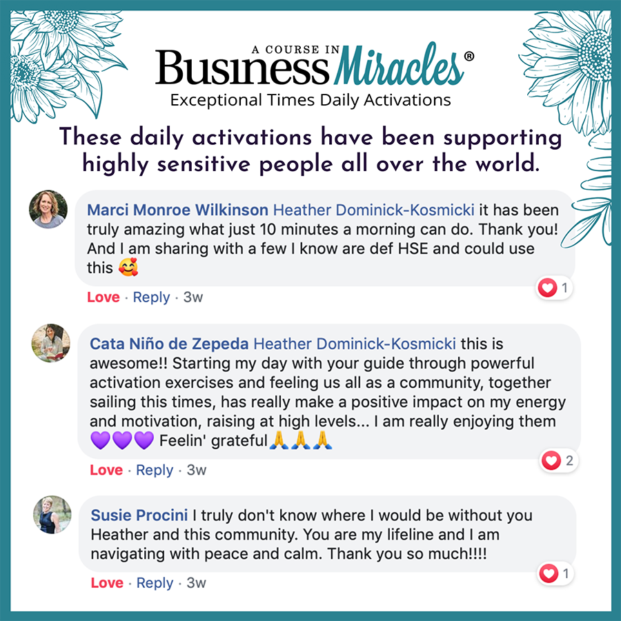 highly sensitive business owners