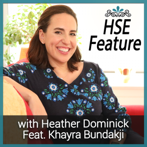 84 - Business Miracles - HSE Feature with Personal Branding Consultant Khayra Bundakji