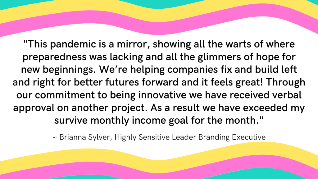Highly Sensitive Person Leaders Testimonial