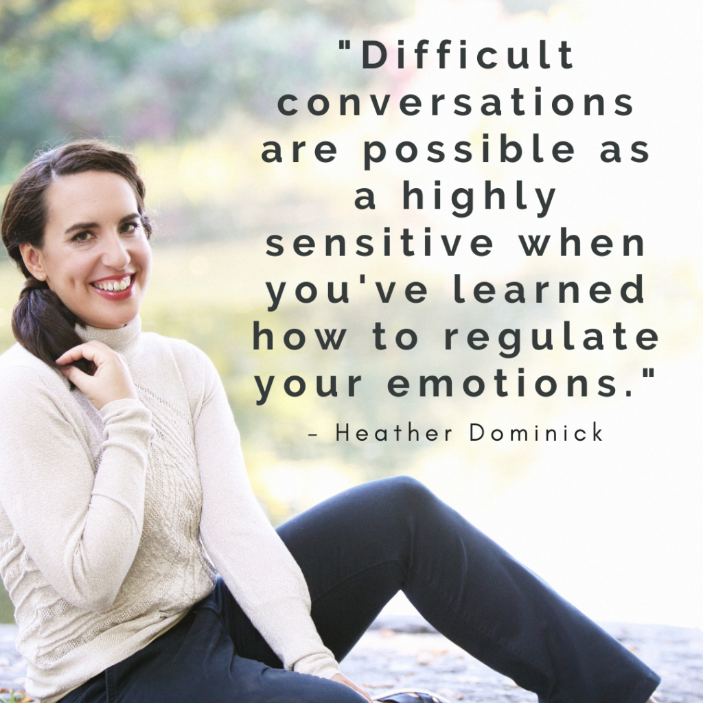 Highly Sensitive Leader quote