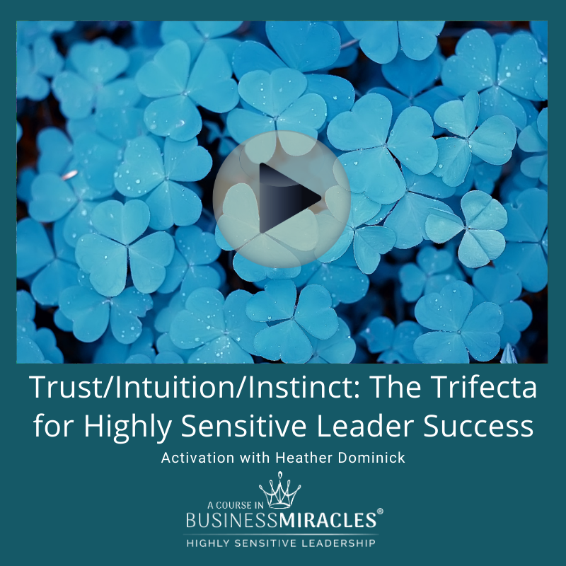 Highly Sensitive Leader Success Activation Image