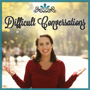 Difficult Conversations Part 1 of 2 on Business Miracles with Heather Dominick